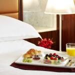 In-room Dining Options Available