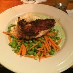 Roast Chicken Dijon