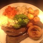 Sunday lunches from £7.45 bargain