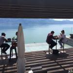 Photo of Restaurant & Bar Lounge - Le Deck - Hotel  & Spa du Baron Tavernier