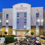 Front View of the Candlewood Suites of Ardmore
