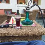 Lovely quite place in the heart of Nitra , the shesha is perfect and the prices are reasonable ?