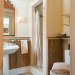 Sumac Bathroom with walk in Shower