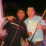 With my Turkish brother :))
