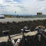 View, can see Jodrell Bank