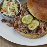 Carolina Style Pork Sandwich