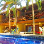 Foto de The Chocolate Hotel and 5 Star Hostel