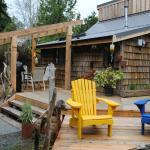 Haidaway deck