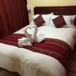 Foto de Inka Town Hotel