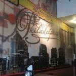 Real genuine Philly cheesesteak in Atlanta!
