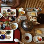 The Japanese Style Breakfast