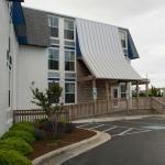 Outer Banks Inn entrance