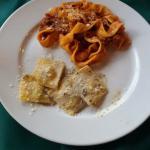 Assaggini di pasta