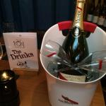 You have to try the Champagne Tasting offer, an absolute bargain 3 glasses for £16.01