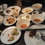 So tasty, we finish up fast before I can take a picture, haha...