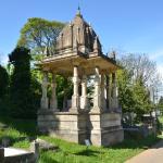 Raja Ram Mohan Roy's tomb at Arnos Vale Cemetery