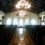 One of the weddings chapels at Isiphiwo