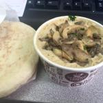 hummus lunch
