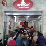 Coffe Bar Mokasirs