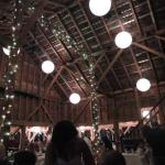Reception/Dinner in the Barn
