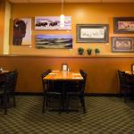 The Rockin' Horse Restaurant with Art Show