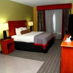 Our super luxurious jacuzzi suites all very large rooms with 2 Televisions.