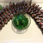 "Friday night ""Sushi and Champagne"" night at Pirate's Point is amazing! Chef Anthony makes a beau"