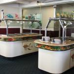 Lunch Buffet Bars