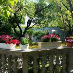 Mai 2015 la villa oû tout est charmant et magnifiquement entretenu.