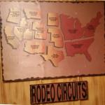 Rodeo Circuits in the United States