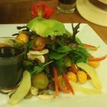 ensalada rustica