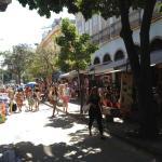 Rua Tomé de Souza, Saara