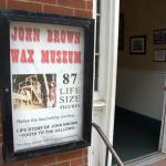 John Brown Wax Museum Foto