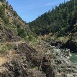 Running the Rogue River Trail