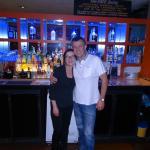 Cocktail bar staff.