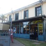 Resto Le Café de la Gare Tana