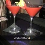 These cocktails were not only amazingly tasty, beautifully presented but of amazing value!