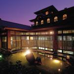 庭園大浴場「式部の湯-外観」
