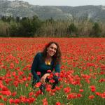 Marlene is the out of the way poppy field she found after discovering how much we enjoyed them