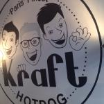 Foto van Kraft Hot Dogs