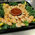 Shrimp Plater