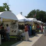 Art in the Park each Mother's Day Weekend in John B Foley Park Hwy59