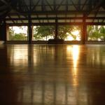 Yoga Studio at Sunrise