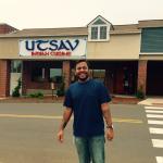 outside Utsav-1