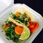 A taste of authentic California taqueria! Don't think just STOP & EAT!!