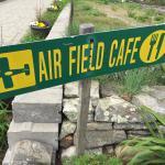 Foto de Nancy's Air Field Cafe