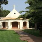 Little chapel in grounds