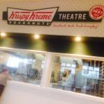 Krispy Kreme Theatre: Watch the making of Donuts here!