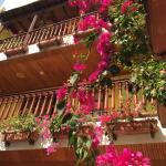 Un verdadero hotel colonial!!