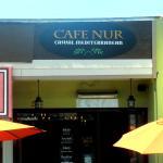 Cafe Nur, Los Altos, Ca
